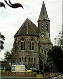 TG0738 : Holt Methodist Church by David Dixon