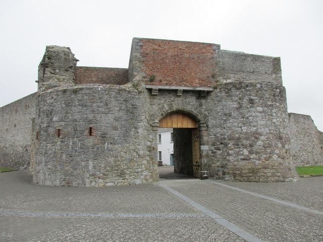 Dungarvan (King John's) Castle