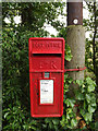 TM1866 : Kenton Junction Postbox by Adrian Cable