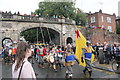 SJ4065 : The Sealed Knot in Chester by Jeff Buck