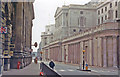 TQ3281 : Saturday in the City, 1983: Threadneedle Street and Bank of England by Ben Brooksbank