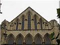SE6052 : North transept of York Minster by Stephen Craven