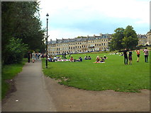 ST7465 : Parkland in Bath by Malc McDonald