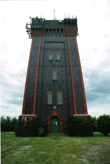 Winshill Water Tower