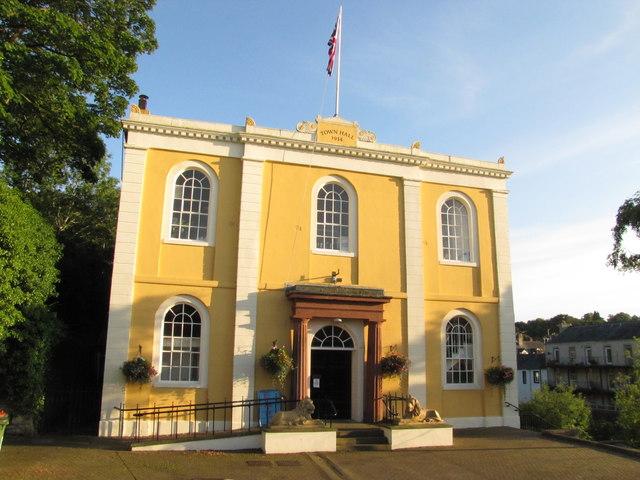 Cockermouth Town Hall, Cumbria