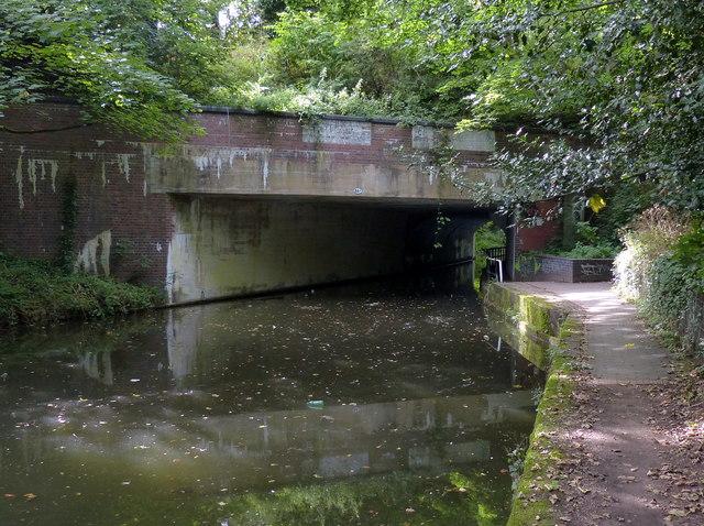 Yardley Road Bridge No 86A