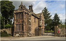 SD6845 : Browsholme Hall by Peter McDermott