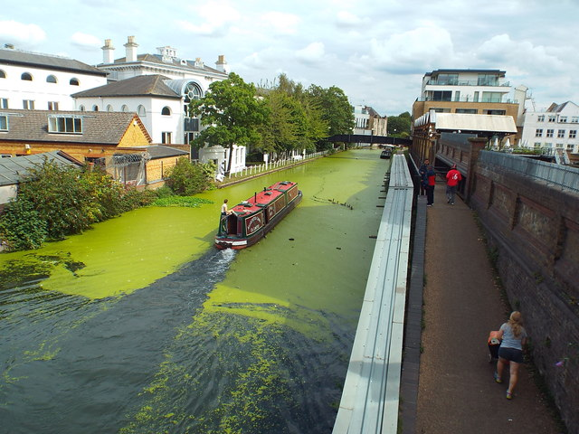 Grand Union Canal, Kensal Town