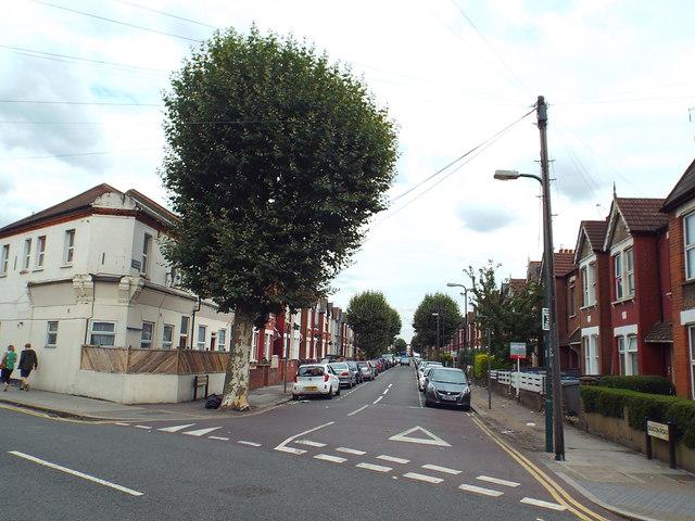 Deacon Road, Willesden