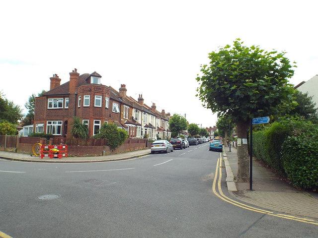 Butler Road, Harrow