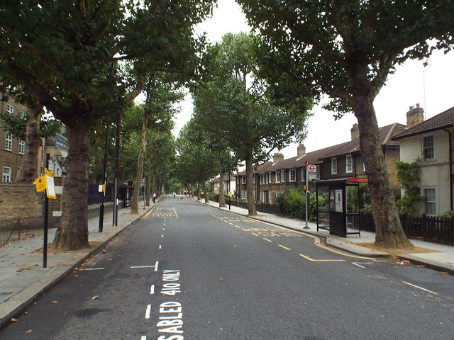 St. Mark's Road, North Kensington