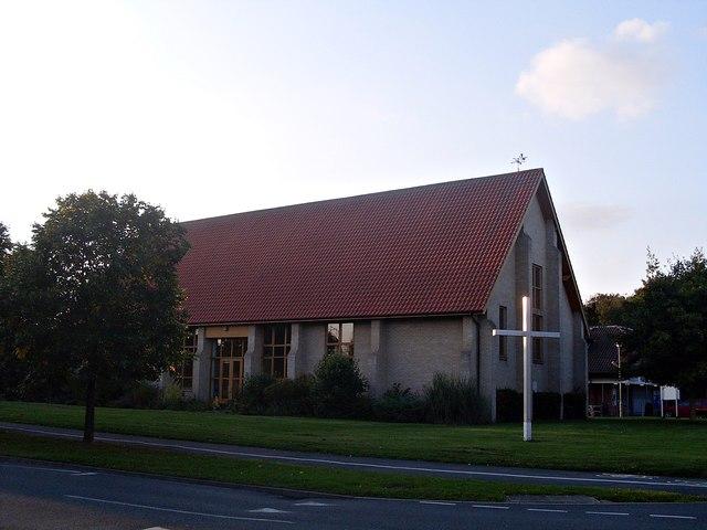 Christ Church Moreton Hall