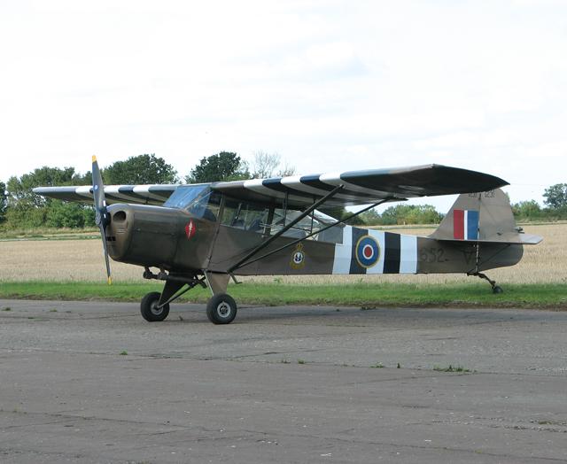 Taylorcraft Auster AOP.V