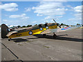 TM3195 : 1939 Miles M14A Hawk Trainer III (Magister) by Evelyn Simak