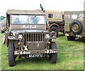 TM3195 : Military vehicles at Seething Charity Air Day by Evelyn Simak