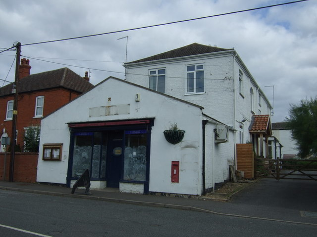Former Post Office and shop, Timberland