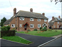 TF1258 : Houses on Fen Road, Timberland by JThomas