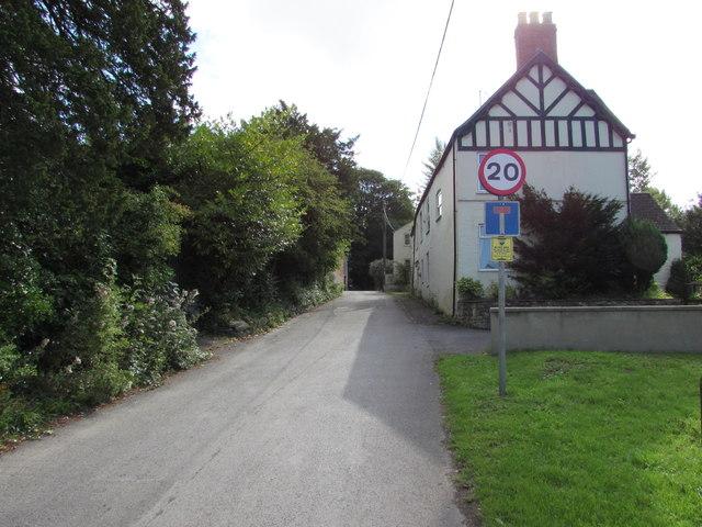 Gunhouse Lane, Bowbridge, Stroud