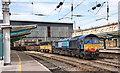 NY4055 : 66431 at Carlisle station by The Carlisle Kid