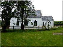 H5075 : Mayne Methodist Church (side view) by Kenneth  Allen