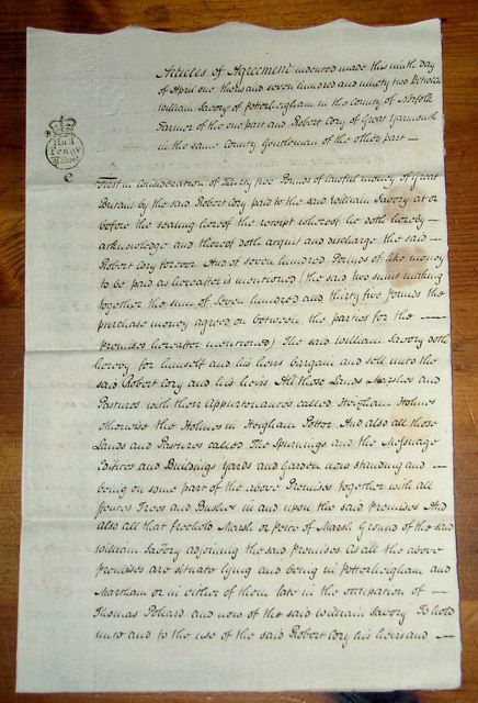 Heigham Holmes (document)