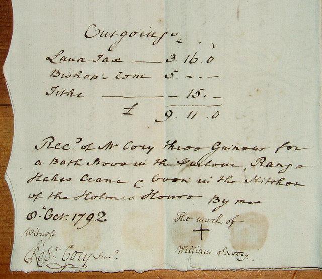 Heigham Holmes (document)