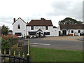 TQ7195 : The White Horse Public House, Ramsden Heath by Adrian Cable