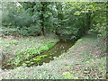 TQ7047 : Stream at the junction of Jarmons Lane and Forge Lane by Ron Lee