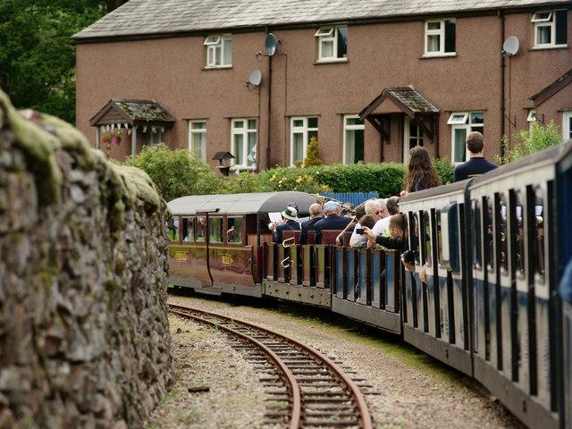 Departing From Dalegarth