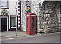 D2817 : Red Telephone Box, Carnlough by Rossographer
