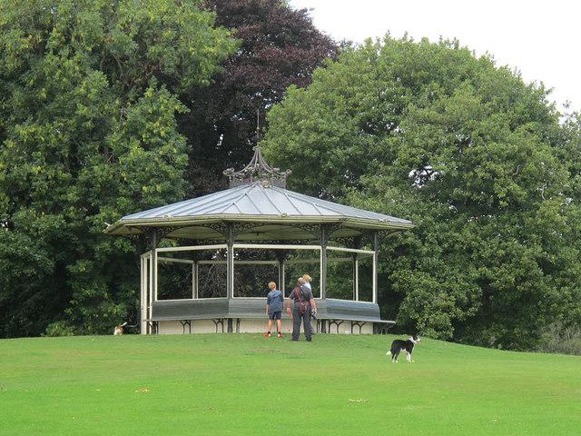 Belvedere in Roundhay Park