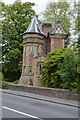 TQ5446 : The Old Lodge by N Chadwick
