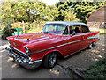TQ3499 : Chevrolet, Classic Car Show, Capel Manor, Enfield by Christine Matthews