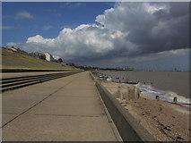 TM2531 : The promenade at Dovercourt near Harwich - View NE by Colin Park