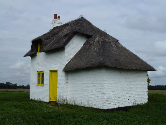Thatched cottage at Knarr Farm, Thorney Toll - Photo 5