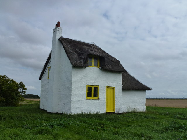 Thatched cottage at Knarr Farm, Thorney Toll - Photo 7