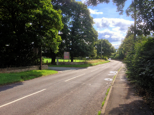 Ince Lane, Wimbolds Trafford
