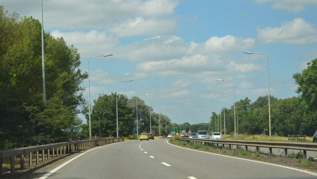 A1, Biggleswade Bypass