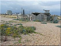 TR0916 : Derelict building by John Baker