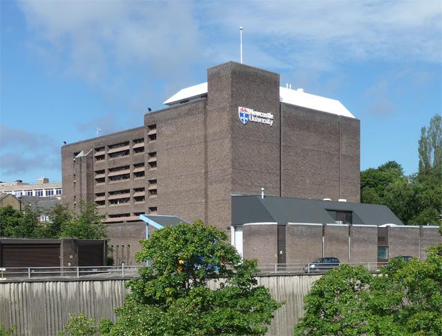 Drummond Building, Devonshire Terrace, Newcastle