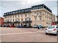 SJ3194 : New Brighton, Pier House by David Dixon