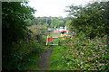 SD6808 : Closure of Lady Bridge Lane by Bill Boaden