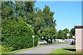 NN8649 : Aberfeldy Caravan Park by Jim Barton
