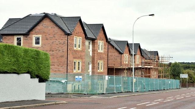 Holywood Road development site, Belfast - September 2015(1)