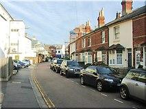 TQ5839 : Newton Road, Tunbridge Wells by Chris Whippet