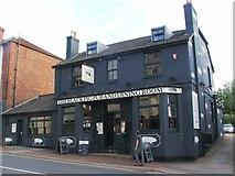 TQ5839 : The Black Pig, Tunbridge Wells by Chris Whippet