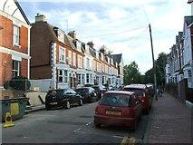 TQ5839 : Sutherland Road, Tunbridge Wells by Chris Whippet