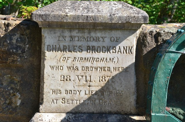 Carved inscription on the bridge, Grandtully