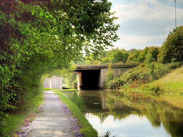 Shropshire Union Canal Bridge 135B