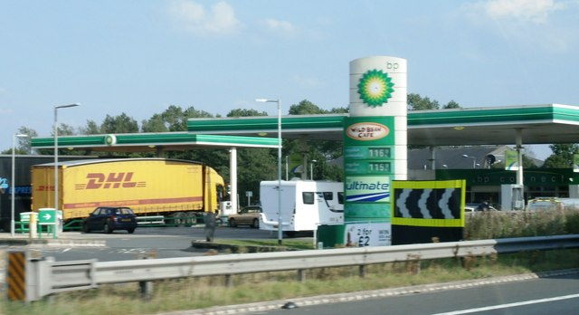 Fuel Station - Todhills Services